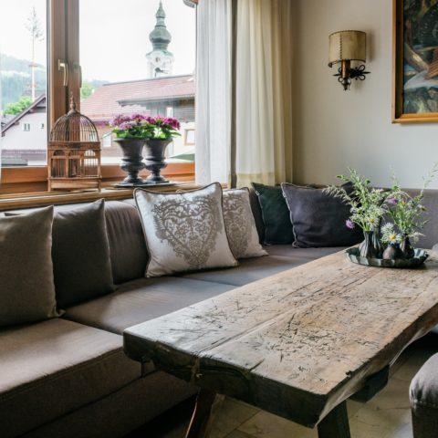 Hotel Steiner Landhaus Diele im Salzburger Land