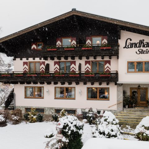 Winterurlaub in Salzburg Pension Steiner