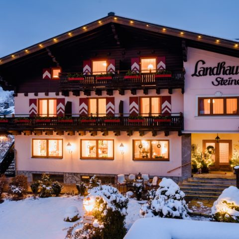 Idyllisches kleines Hotel in Altenmarkt - Zauchensee