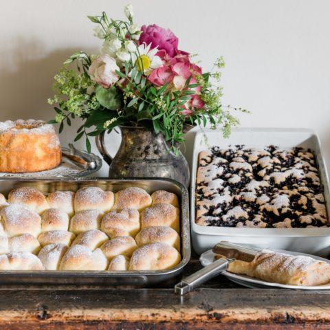 Pension Steiner Österreichische Mehlspeisen und Kuchen