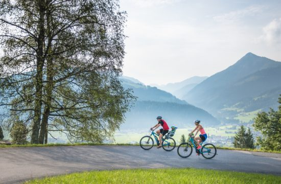 Mountainbike Urlaub Landhaus Pension Steiner Altenmarkt