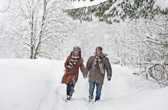 Winterurlaub in der Pension Steiner Altenmarkt-Zauchensee Salzburg
