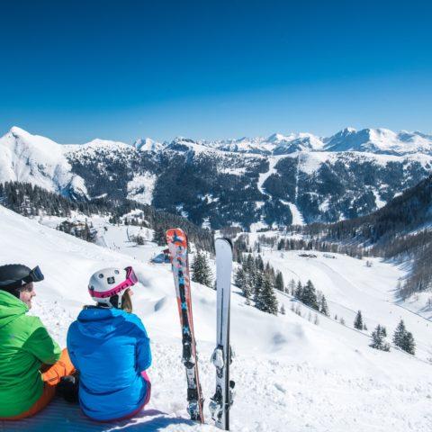 Skiurlaub und Hotel Steiner Urlaubsregion Altenmarkt-Zauchensee