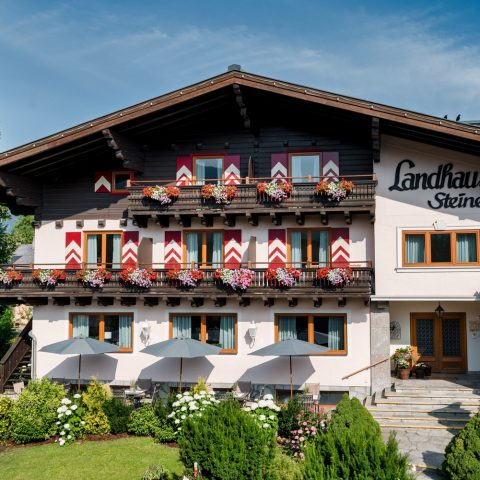 Pension Hotel Landhaus in den Bergen