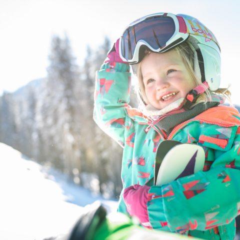 Familienurlaub in den Bergen von Österreich