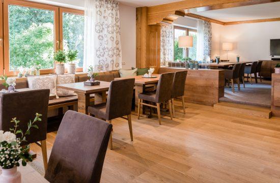 Pension Hotel im österreichischen Landhaus Stil