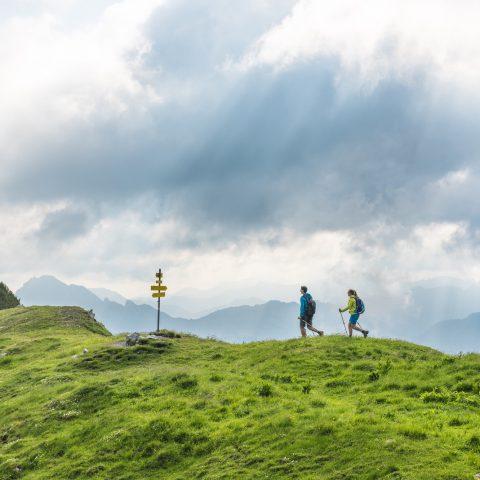 Wander Urlaub Österreich Salzburg