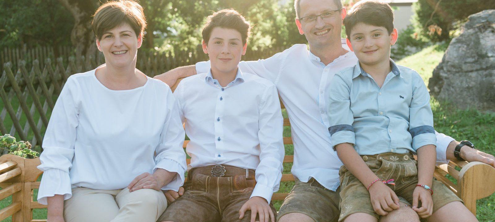 Kontak Familie Steiner Landhaus Steiner